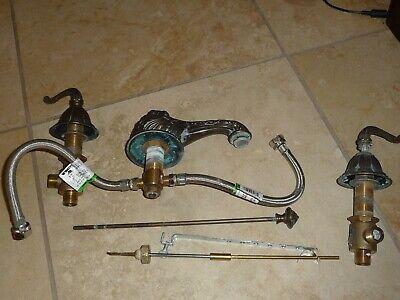 Altmans Widespread Lavatory Faucet Set Bronze | eBay