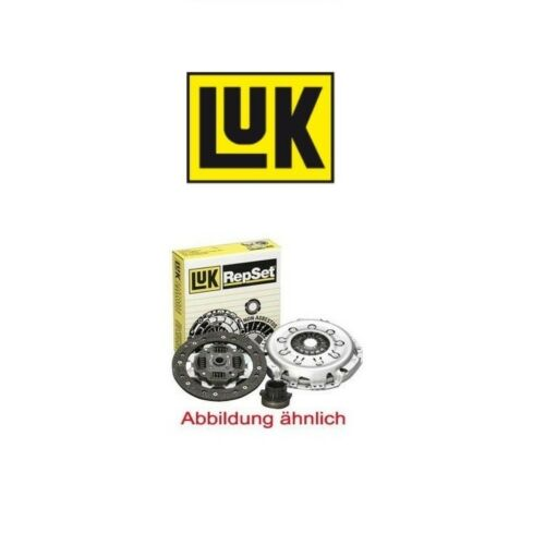 LuK Kupplung Audi Seat Skoda VW 1,9 TDi 90PS 115PS 130PS 131PS 140PS 160PS