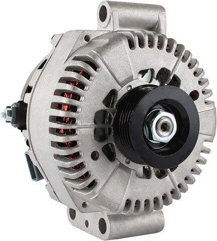 NEW 220A Alternator Replaces Ford 1L2U-10300-AA 1L2Z-10346-AB F77U-10300-AC