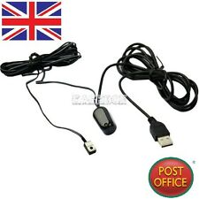 Infrared Remote Control Receiver Emitter USB Adapter IR Extender Repeater EA