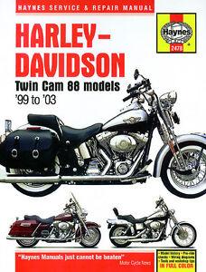 new haynes manual harley davidson flstc 1584 heritage softail rh ebay co uk 2008 FLSTC Heritage Softail Classic Harley Softail Classic