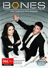 Bones : Season 5 (DVD, 2010, 6-Disc Set)