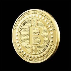 1Pcs-Gold-Plated-Bitcoin-Coin-Collectible-Gift-BTC-Coin-Art-Collection-Physical