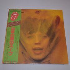 THE ROLLING STONES - GOATS HEAD SOUP - 1979 JAPAN LP