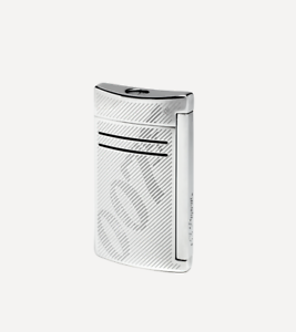 NEW-ST-Dupont-Chrome-MaxiJet-Single-Jet-Flame-Lighter-007-020167N