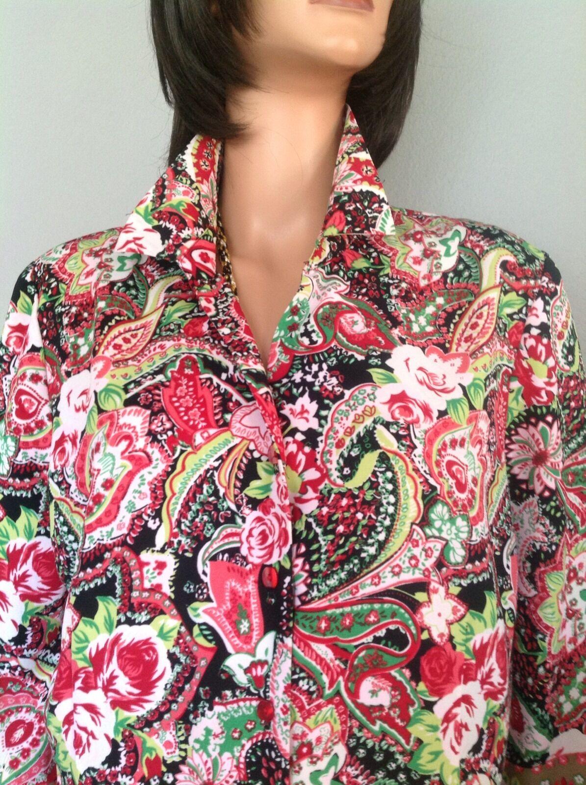 Blouse Women's Button Down 16 Floral Multicolor Feminen Designer Stylish Fashion