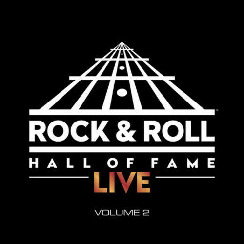Rock N Roll Hall Of Fame Live: 2 (Vinyl Used Very Good)