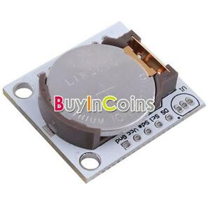 Arduino-I2C-RTC-DS1307-AT24C32-Real-Time-Clock-Module-For-AVR-ARM-Slim-Design