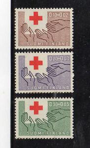 Finlandia-Cruz-Roja-Serie-del-ano-1963-CK-782