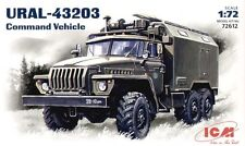 ICM 1/72 URAL-43203 Command Vehicle # 72612