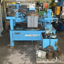 Bancroft Dual Head Automatic Stator Core Welder 27963