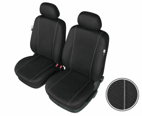 CITROEN C2 HERMAN Universal L Schwarz Sitzbezüge Schonbezüge
