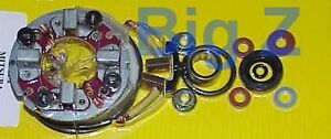 Details about Honda Shadow VT 700 750 1100 Nighthawk Shadow Ascot Turbo  Starter repair kit 1