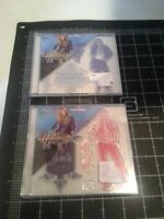Disney Hannah Montana Clear Stamp Sets - 2 Sets Plaid