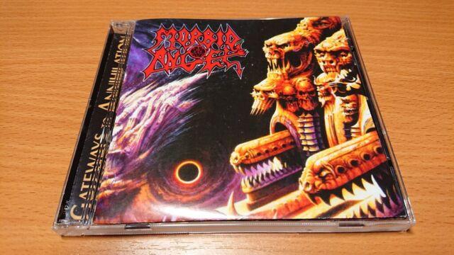 Morbid Angel - Gateways To Annihilation(2000)CD