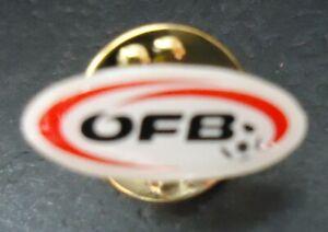 Pin Badge ÖFB Österreichischer Fußball Bund Österreich Austria