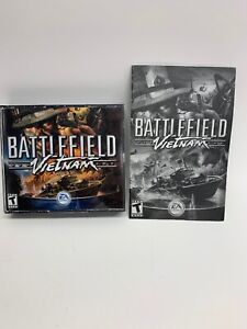 EA-Games-Battlefield-Vietnam-First-Person-Shooter-Video-Game-PC-CD-3-Disc