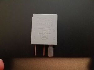 Details about Ford 4 prong relay - 4F1T-14B192-AA (H8QTB) on
