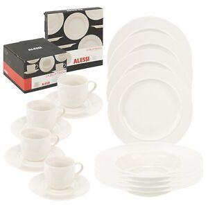 Alessi La Bella Dinner Service Porcelain Tableware Dining Plate Bowl Mug Set Ebay