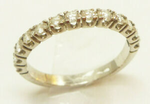 Memory-Brillant-Ring-585-Weissgold-Damenring-14-Karat-Gold-414-24