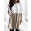 Women-Long-Sleeve-Crew-Neck-T-shirt-Loose-Casual-Pocket-Tunic-Lot-Tops-Plus-Size thumbnail 18