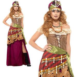 Captivating Image Is Loading Deluxe Voodoo Priestess Costume Ladies Halloween Fancy  Dress