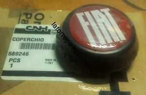 Charmant 589246 Tappo Coperchio Volante Trattore Fiat Originale Cnh Fiat New Holland Fixation Des Prix En Fonction De La Qualité Des Produits
