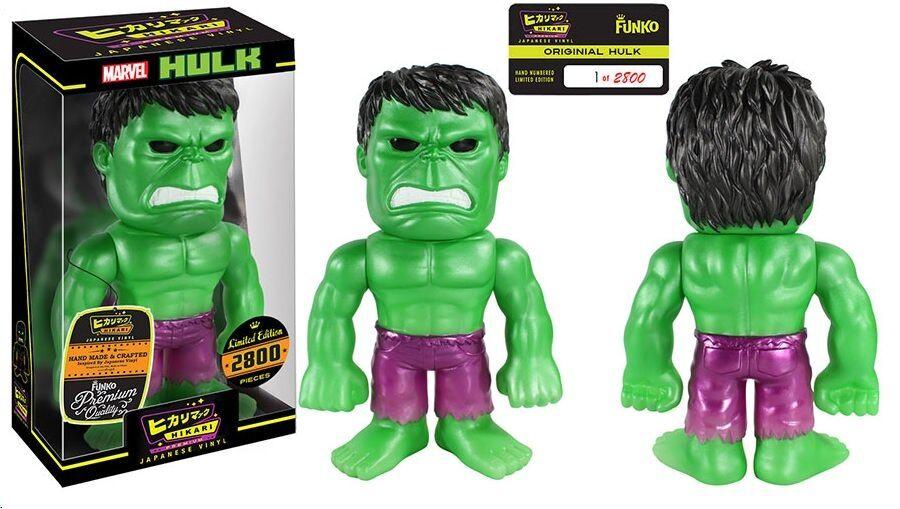 Funko hikari marvel hulk premium japanischen vinyl - figur
