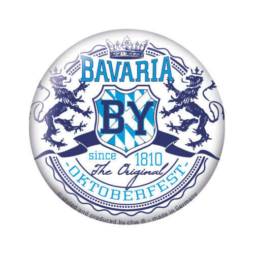 Kuehlschrankmagnet Magnet Button Magnete Oktoberfest Bavaria 16258