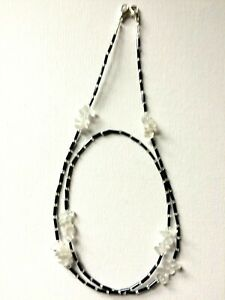 ✫LEATHER /& TIGERS EYE✫ EYEGLASS GLASSES SPECTACLE CHAIN HOLDER  CORD