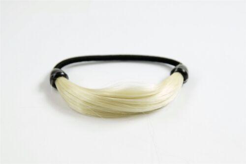 zopfgummi mohair nha-003b-613 Cabello invisible goma en óptica pelo cabello sintético