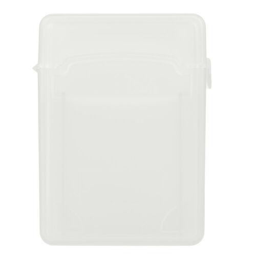 "2.5/"" IDE SATA HDD Hard Drive Storage Box Protective Case Shockproof Anti-Static"