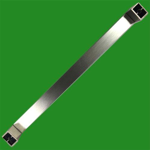 Armoire 224 mm Matt Chrome Inoxydable Square /'d/' forme Poignée de Meuble Tiroir