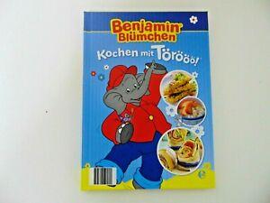 Benjamin-Fleurs-Kochen-avec-Toeroeoeoe-Livre-de-Cuisine-Livre