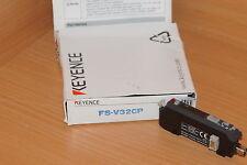 Keyence fs-v32 CP digital fiber sensor nuevo embalaje original