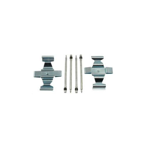Frt Disc Brake Hardware Kit  Carlson  13537