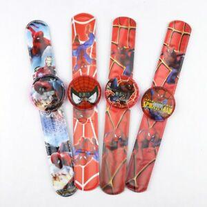 Spiderman Enfants Montres Garcons Dessin Anime Ben 10 Princesse