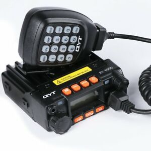 KT-8900-Dual-Band-25W-VHF-UHF-Car-Trunk-Ham-Mobile-Transceiver-Two-Way-Radio-GB