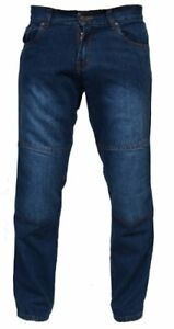 Motorcycle-Motorbike-Men-s-jeans-pants-trousers-with-protective-lining-great