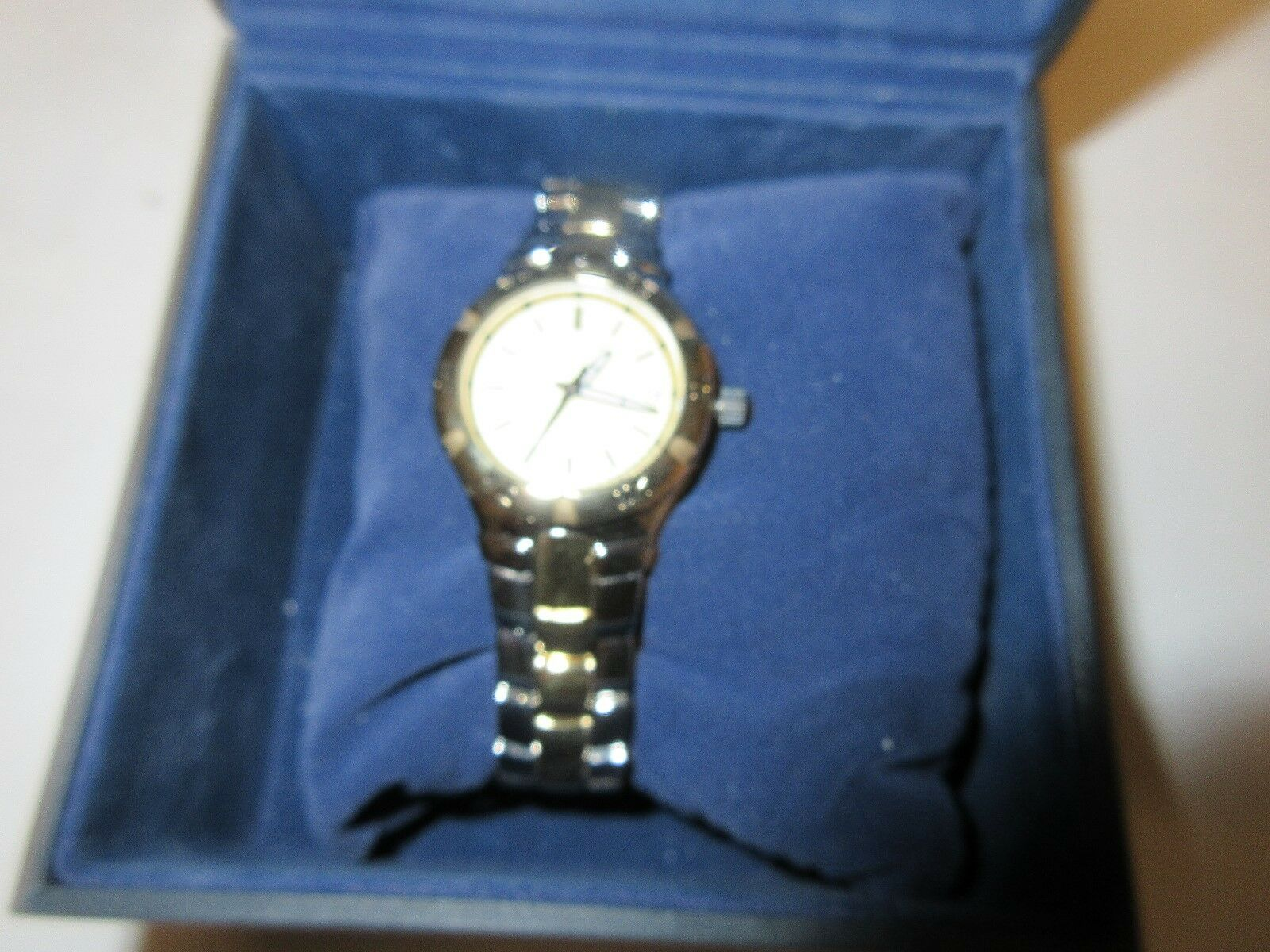 Nautica Ladies Watch N85133L Stainless Steel , Vintage
