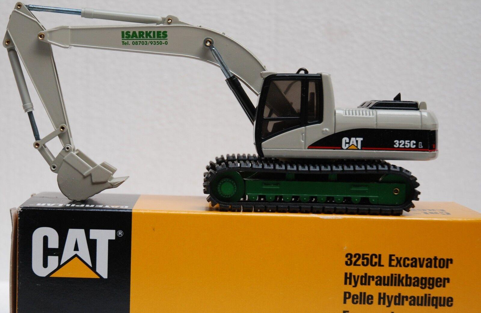 1 50 NZG Escavatore cingolato Cat 325CL