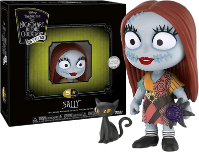 Sally Figurine 5 Star Nightmare Before Christmas Funko