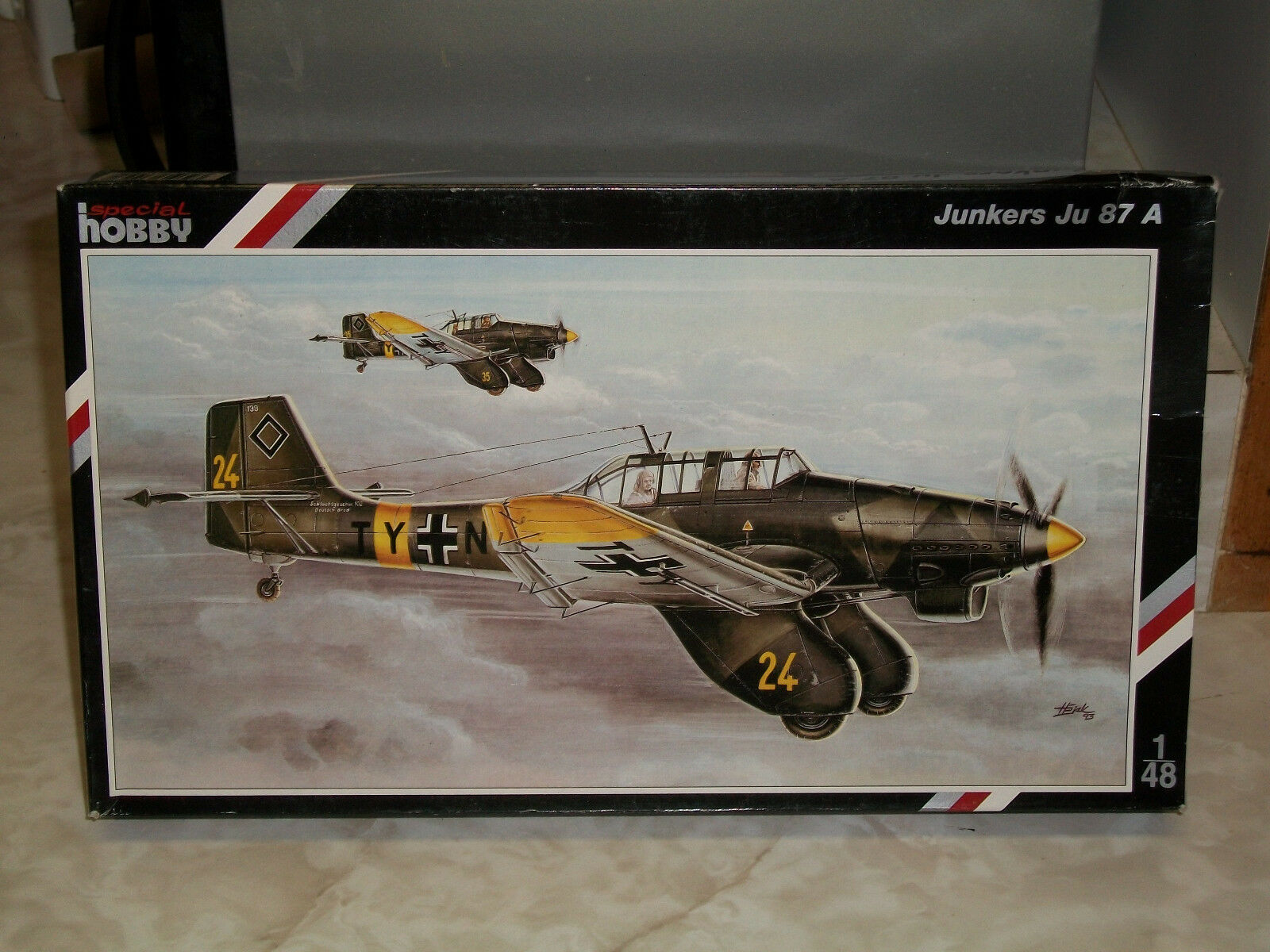 Special Hobby 1 48 Scale Junkers Ju 87A