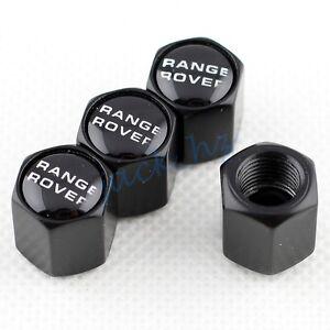 Black Auto Vehicle Accessories Tyre Tire Valve Air Dust