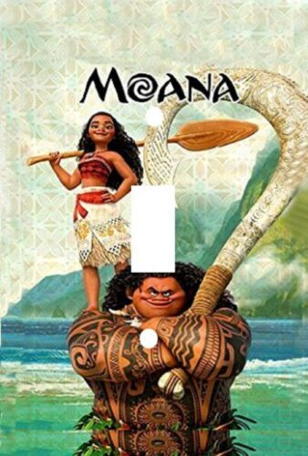 Made To Order Decorative Decoupage Light Switch Covers Moana