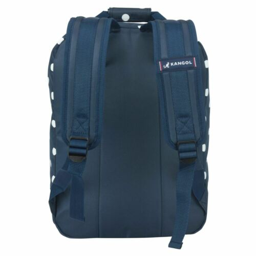 KANGOL Unisexe Wax Spot B Pack 91 BACK