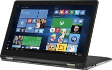 Dell Inspiron 15 7568 2-in-1 Laptop- i7-6500U- 8GB RAM- 512GB SSD- 4K UHD Touch