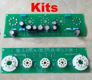 Details about HIFI Class A Single Ended FU50 5U4C 6J8P Tube Audio Amplifier  8W*2 Valve Amp KIT