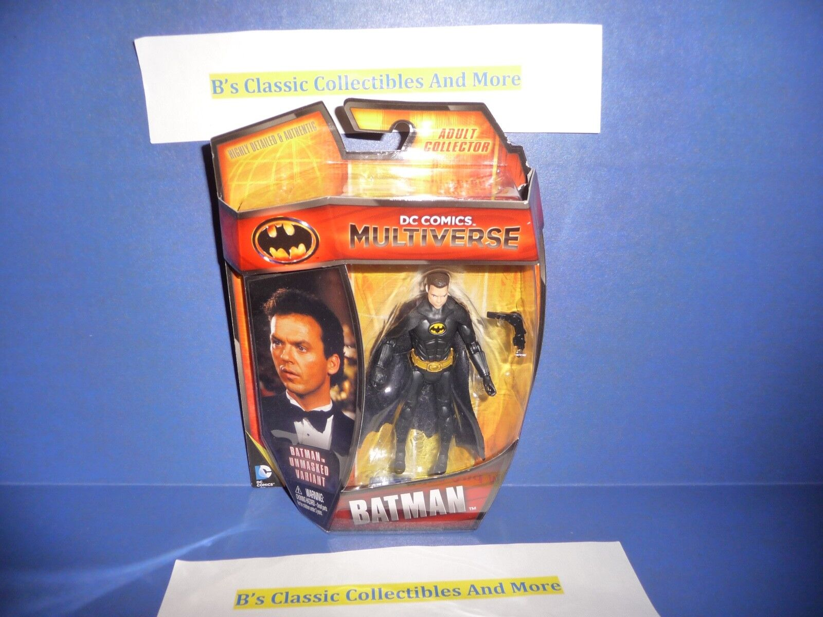 Batman Unmasked Figure 3.75