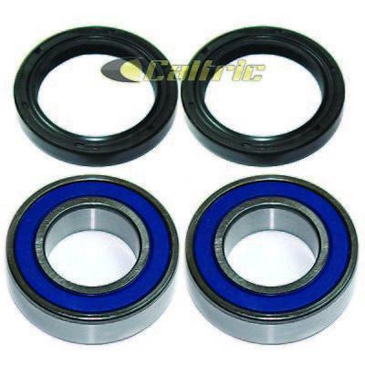 Front Wheel Ball Bearing and Seals Kit Fits KAWASAKI Mule 3010 KAF950 Diesel 4x4